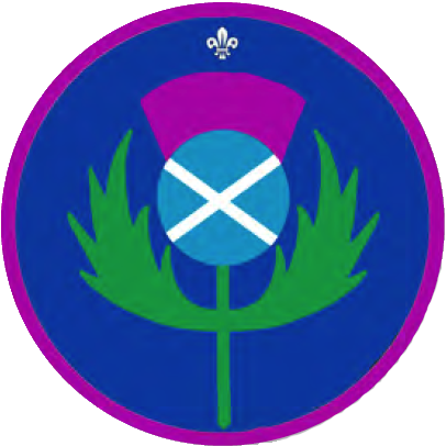 Scottish Beaver Thistle Award