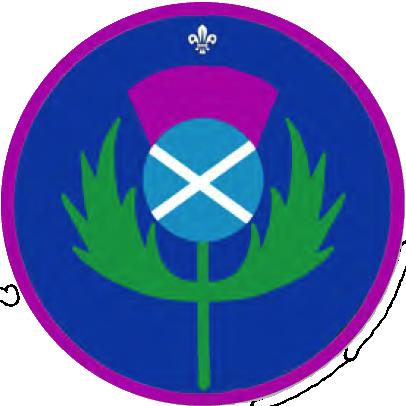 Scottish Beaver Thistle Award