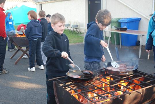 Cub Skills Camp
