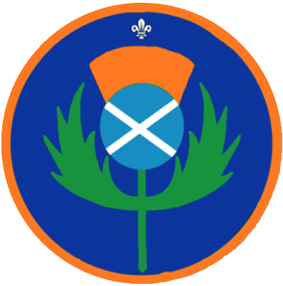 Scottish Scout Thistle Award