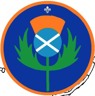 Scottish Scout Thistle Award